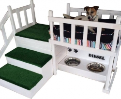 Custom Products -  Dog Castle/Kennel