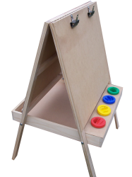 Kindergarten/Childcare -  Double Sided Easel Combo